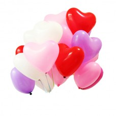 Heart-Shape-Atex-Malaysia-Party-Balloon-Assorted