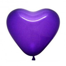 Heart-Shape-Atex-Malaysia-Party-Balloon-Violet