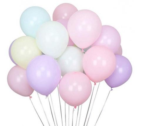 Macaron Pastel Balloons