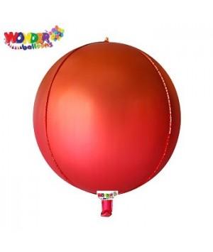 """22"""" OMBRE Foil ORBZ 4D Balloons - 025"""