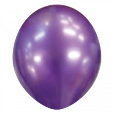 Atex Malaysia Party Balloons - Metallic Violet 466 (Pack of 100Pcs)
