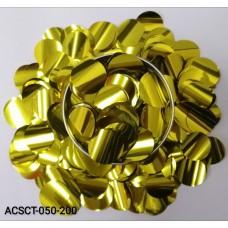 10gm-Round-Table-Clear-Bubble-Balloon-Foil-Confetti-Gold