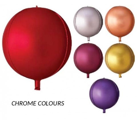 Chrome Colors