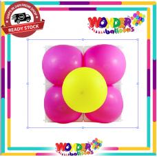 Balloon Grid - 4 Holes