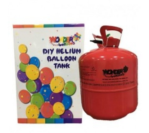 Helium Gas Tanks