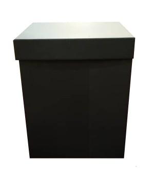 Black Bubble Box of Size – 45(W) x 45(L) x 55(H)cm