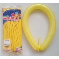 BK-Long-Modelling-Latex-Balloons-Yellow