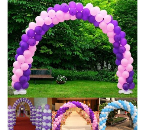 Balloon Arch & Column Set