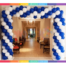 Square Balloon Arch