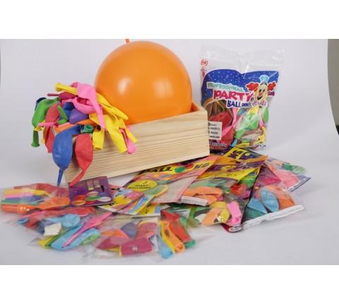 BK Latex Balloons
