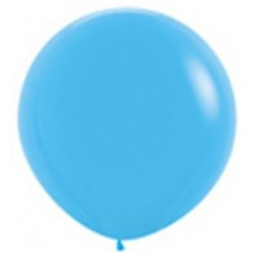 36inch-Sempertex-Round-Latex-Plain-Party-Balloon-Blue