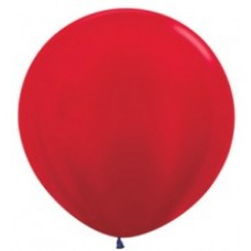36inch-Sempertex-Round-Latex-Plain-Party-Balloon-Red
