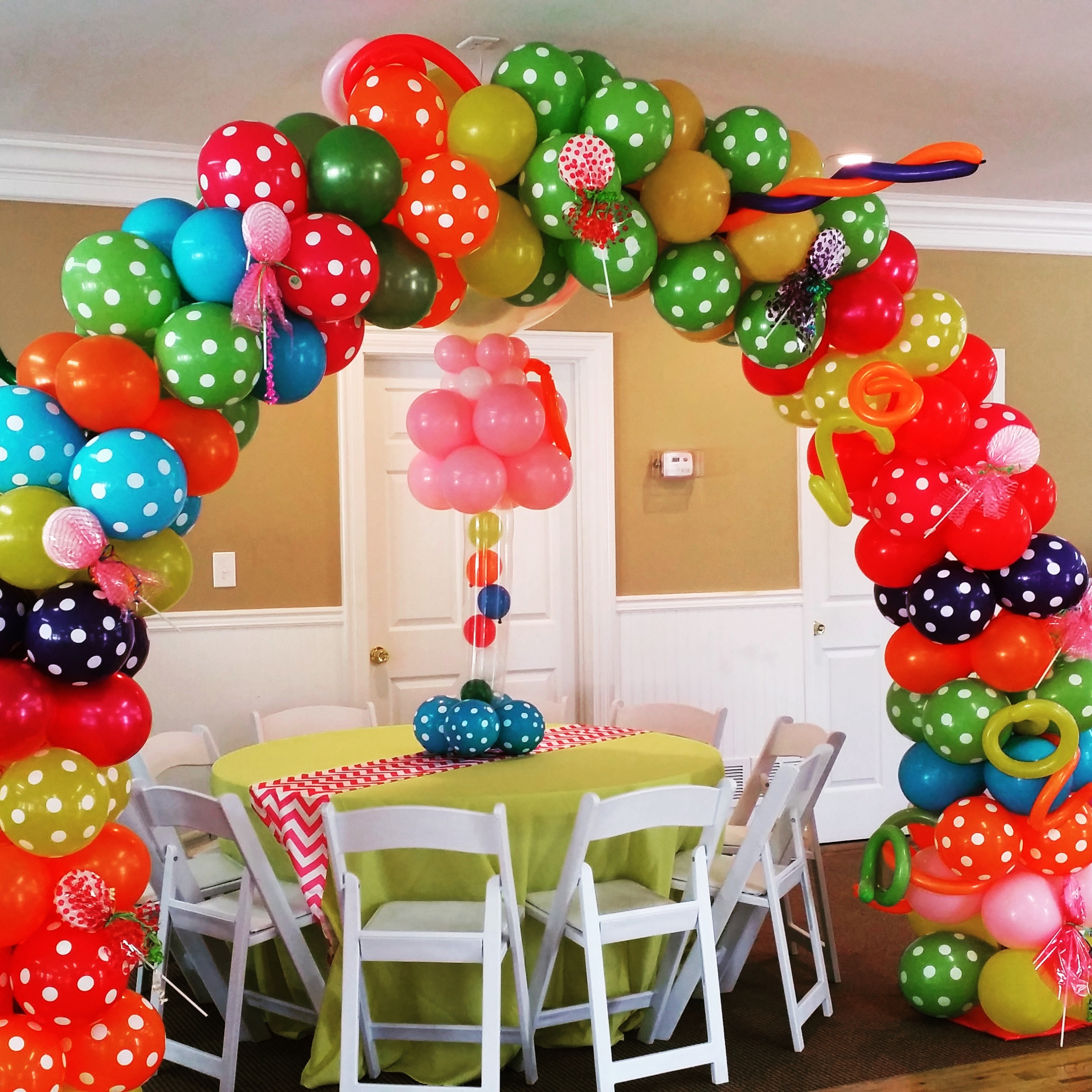 balloon-arch-entrance