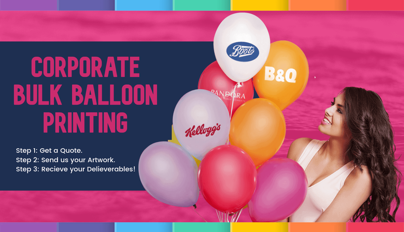 Cheapest Corporate Bulk Balloon Printing in Malaysia