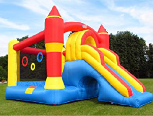 Inflatable-Bouncing-Castle